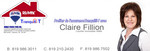 Logo de Claire Fillion, courtier immobilier affilié Remax