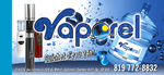 Logo de Vaporel Plus