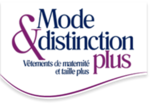 Logo de Mode & distinction Plus