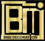 Logo de BMJ Decoration - Design interieur