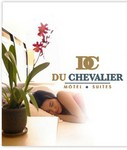 Logo de Du Chevalier-Motels Suites