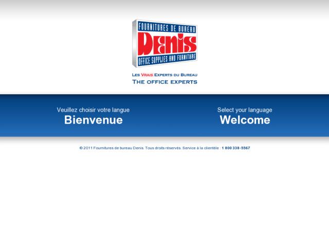 Denis Bureau on